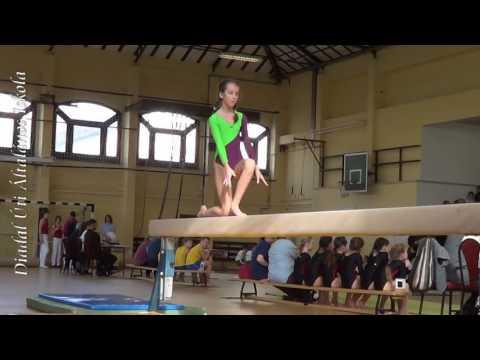 Diákolimpia Budapesti Torna Döntő 3-4. évf 2017.02.11