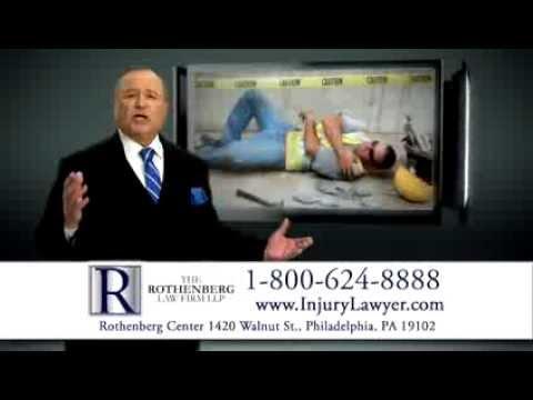Allen L. Rothenberg, Esq. | Philadelphia PA Work Injury Lawyer - Attorney