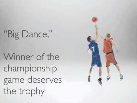 The Siemens National Association of Basketball Coaches Trophy - Video by Mapsofworld.com
