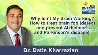 How To Treat Brain Fog Detect & Prevent Alzheimer's & Parkinson's Disease w/ Dr. Datis Kharrazian