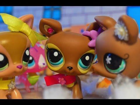 Littlest Pet Shop: Vanessiino Vánoční dobrodružství (Film)