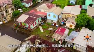 """加勒比海國家""""格林納達""""正式邀請中國幫助其制訂國家發展戰略 中國網友:你找對人了"""