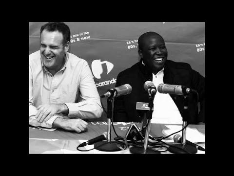 Julius Malema vs Rian Van Heerden debate on jacaranda