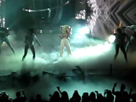 "Lady Gaga - ""Bad Romance"" Live at Radio City Music Hall"