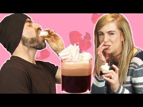Irish People Try Aphrodisiac Drinks