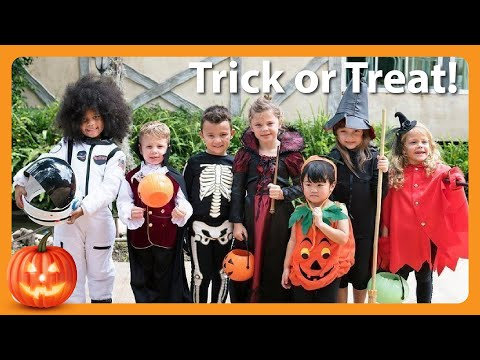 Little kids 39 adorable attempts to say 39 trick or treat 39 youtube - Why you shouldnt take the trash out at night ...