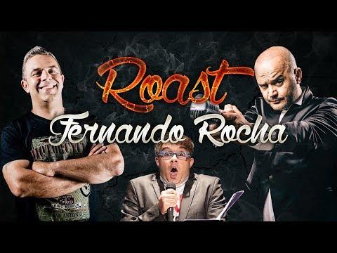 Roast Fernando Rocha - Serafim e Estacionâncio (Pedro Alves)