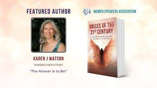 Author Spotlight Karen J. Watson