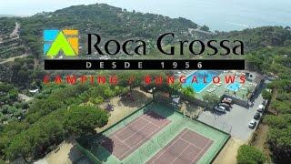 Camping Roca Grossa - CALELLA - BARCELONA verano 2015