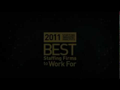 "Signature Consultants Selected as ""#1 Best Staffing Firm To Temp For"" in the U.S."