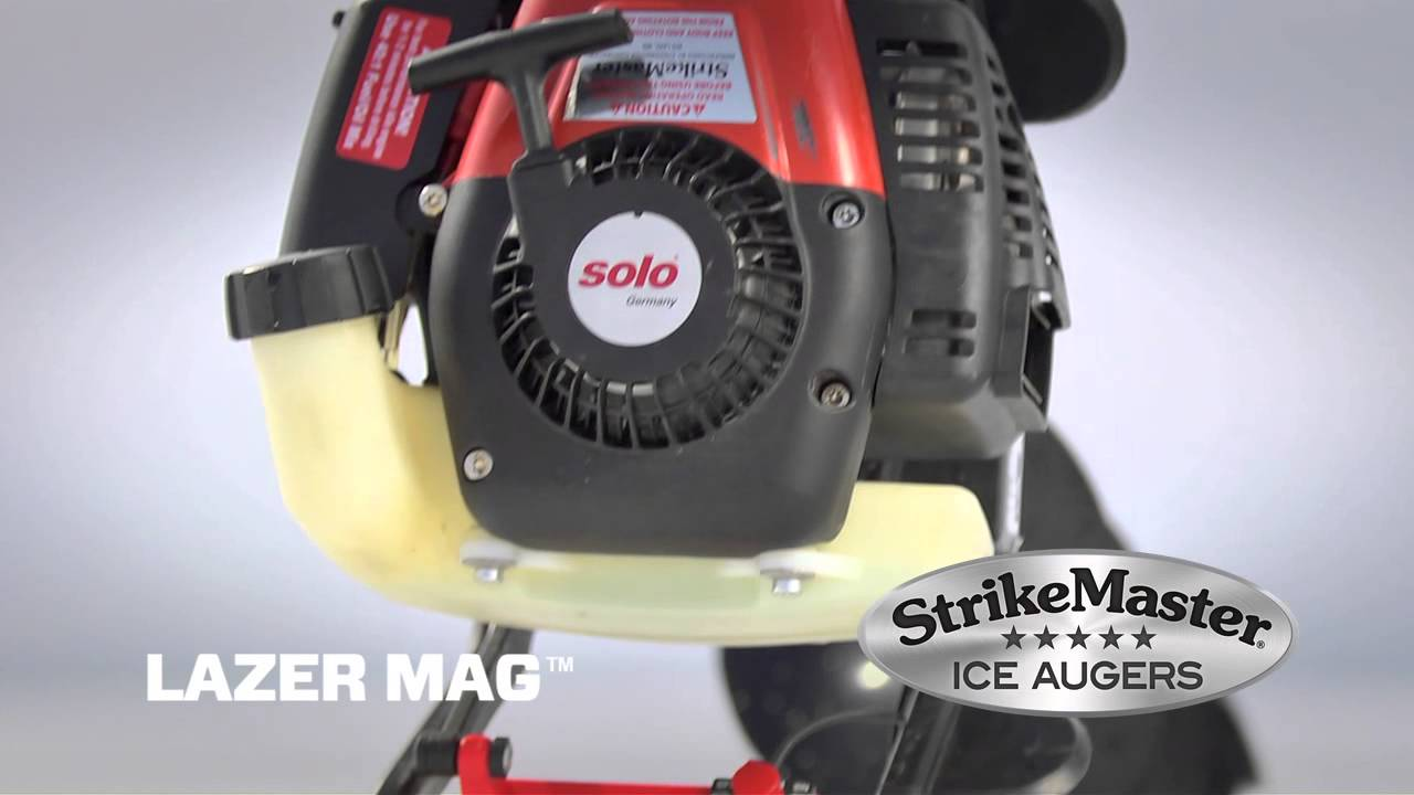 Strikemaster Lazer Mag Power Auger