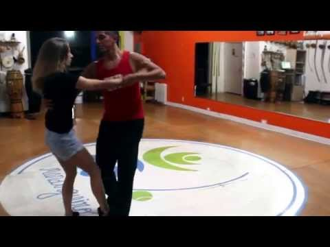 """Dance with """"T"""",  Riozouk class with """"T"""" & Daria (The Zouk Podcast)"""