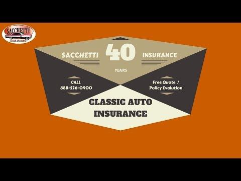 Classic Car Insurance Connecticut - Call 888.526.0900