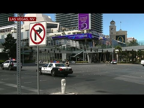 Las Vegas Strip shooting victim dies