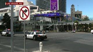 Las Vegas Strip shooting victim dies