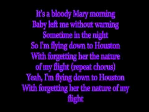 Bloody Mary Morning Willie Nelson & Winonna Judd(Lyrics)