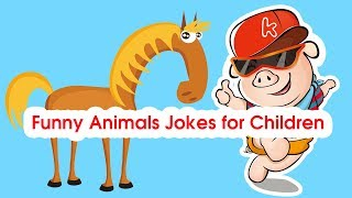 Funny Animals Jokes for Children