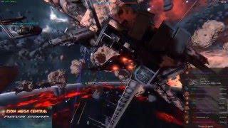Star Conflict   Nova   Встряхнули пыль Desert Eagle  Миссия сбить кэпа