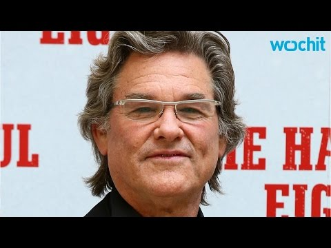 Kurt Russell Smashed Priceless Heirloom Guitar on Set Of 'The Hateful Eight'