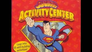 Superman Activity Center (1997, CD-ROM game)