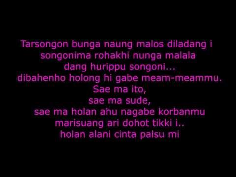lagu batak 2017- omega trio Mardua Holong Lirik