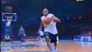French Slam Dunk Contest 2002 slam nation Kadour Ziani