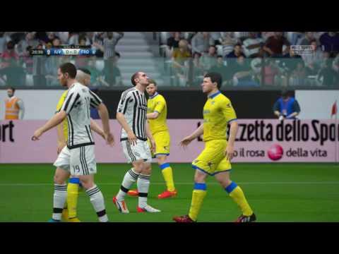 FIFA 16 Serie A Juventus #2