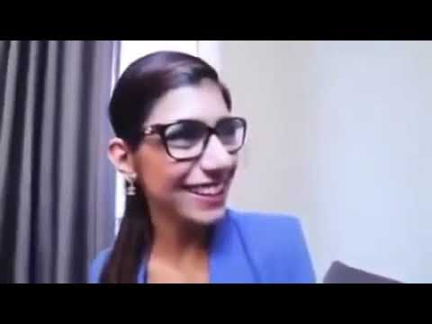 Download Mia khalifa with black mamba in her tight ass😋😋