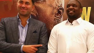 BREAKING NEWS: (WOW) DILLIAN WHYTE TO FIGHT ON JOSHUA VS RUIZ UNDERCARD SAYS EDDIE HEARN !