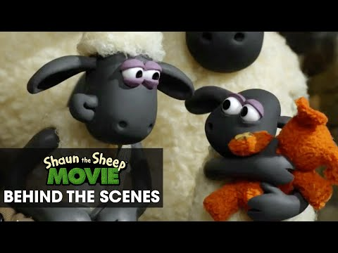 Shaun The Sheep Movie - Behind the Score & Song with Ilan Eshkeri