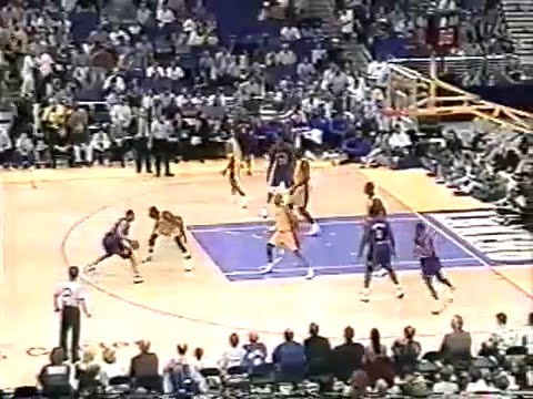 New York Knicks vs Los Angeles Lakers | 04/02/00 | Full Game | NBA 1999-00 Season