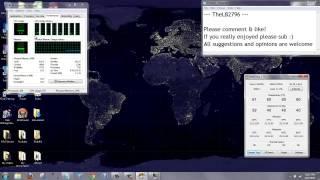 Stress (Torture) Testing & Monitoring CPU