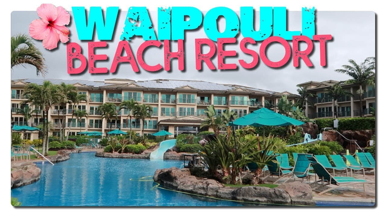 Waipouli Beach Resort Review Kauai