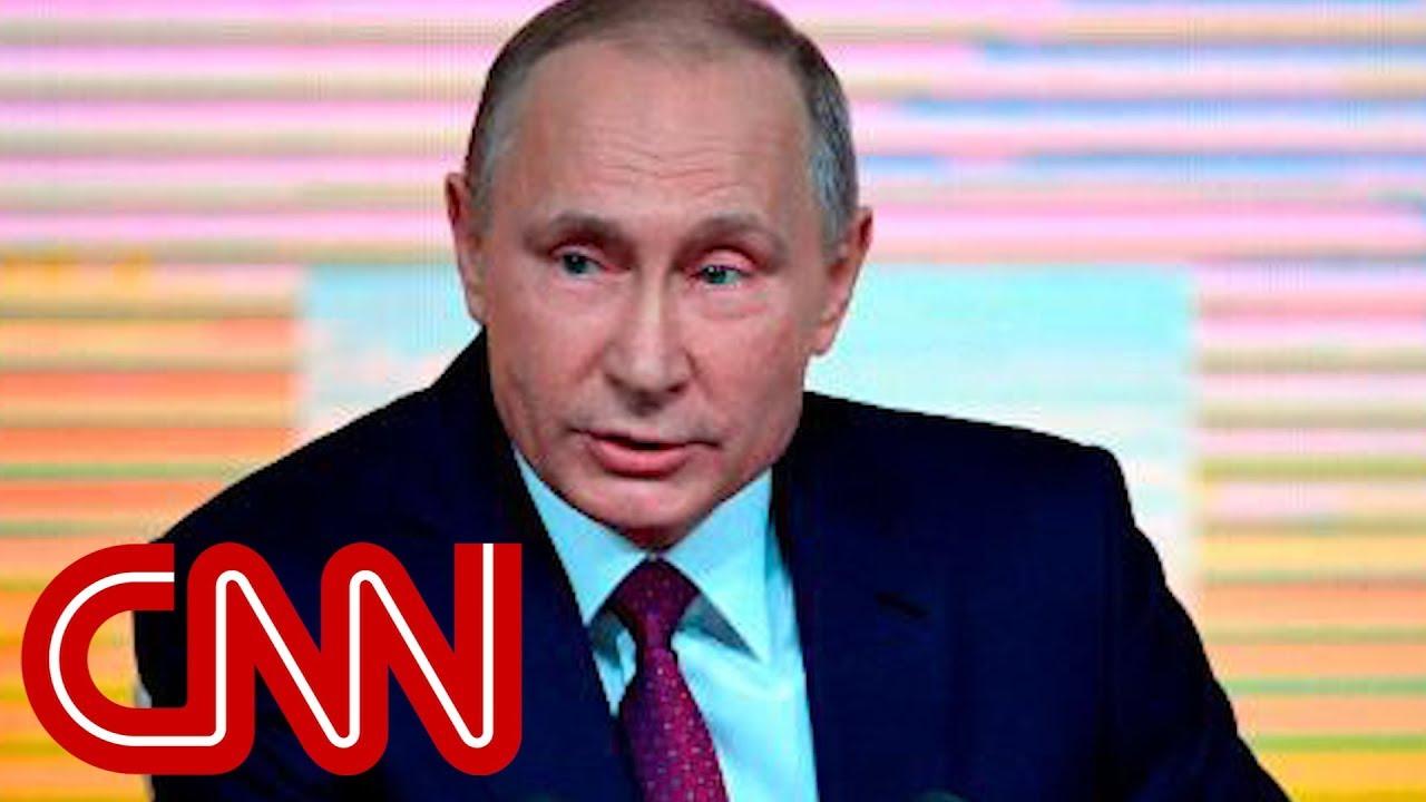 Fareed Putin Speaks In English Youtube