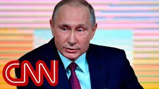 Fareed: Putin speaks... in English?