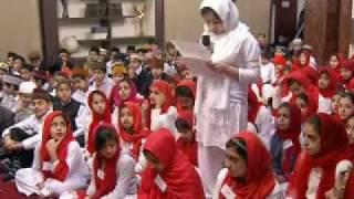 Bustan-e-Waqfe Nau Class: 20th February 2010 - Part 5 (Urdu)