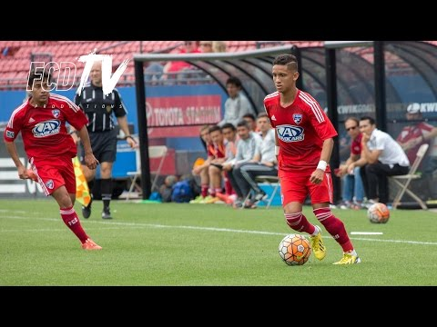 U18 ACADEMY PLAYOFF HIGHLIGHTS: FC Dallas vs Sporting Kansas City 7.7.16 | FCDTV