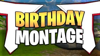 HAPPY BIRTHDAY TWIZZ CLAN ❤️🎁🎈🎂 MONTAGE ( Fortnite, Call of Duty, CSGO, Rocket League )