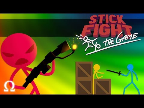 ALL OUT STICK FIGURE BATTLES! | Stick Fight: The Game Ft. Delirious, Cartoonz, Gorilla