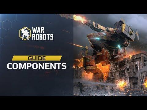War Robots — Components Guide