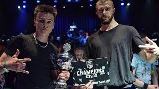 Украинский дуэт Navi выиграл чемпионат мира по брейк-дансу(, 2016-06-10T14:59:45.000Z)
