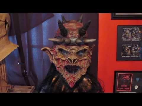 Oderus Urungus Mask
