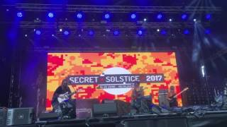 Silence the Voices (Chris Cornell cover)- Samantha GIbbs- Live at Secret Solstice (June 16, 2017)
