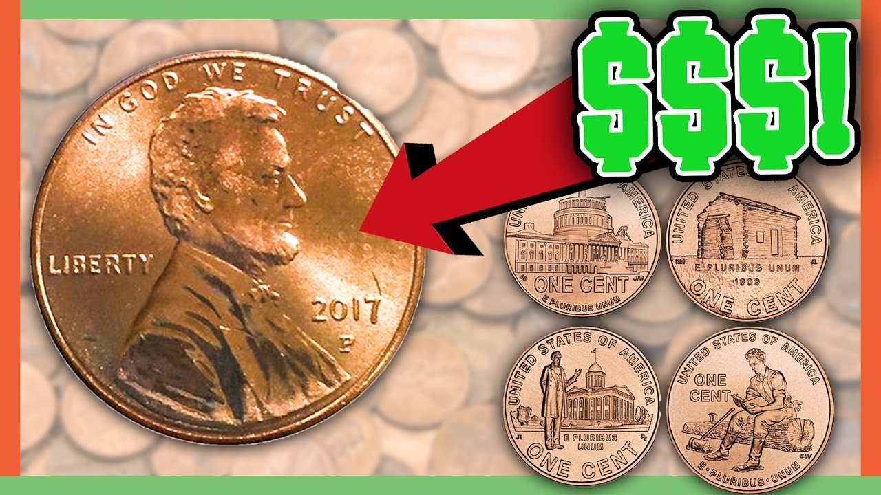 Rare Valuable Pennies Worth Money Coins In Your Pocket Change