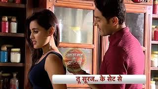 """Kanak-Umashankar Moments of Passion in 'Tu Sooraj Main Saanjh Piya Ji """""""