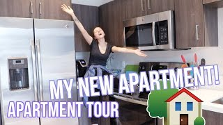 MY NEW APARTMENT! | APARTMENT TOUR 2018 | Alex Dorame