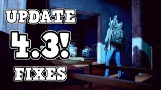 UPDATE 4.3! GAME SAVING ISSUE FIXED AND NO MORE RUNNING IN PLACE! | STATE OF DECAY 2