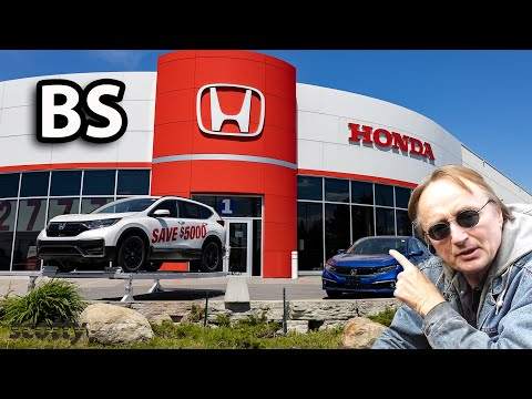 Honda Just Screwed Over All Their Customers
