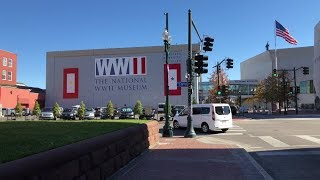 My visit to the National WWII Museum Vlog #5