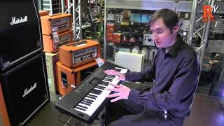 review Casio Ctk 3200 (demo)